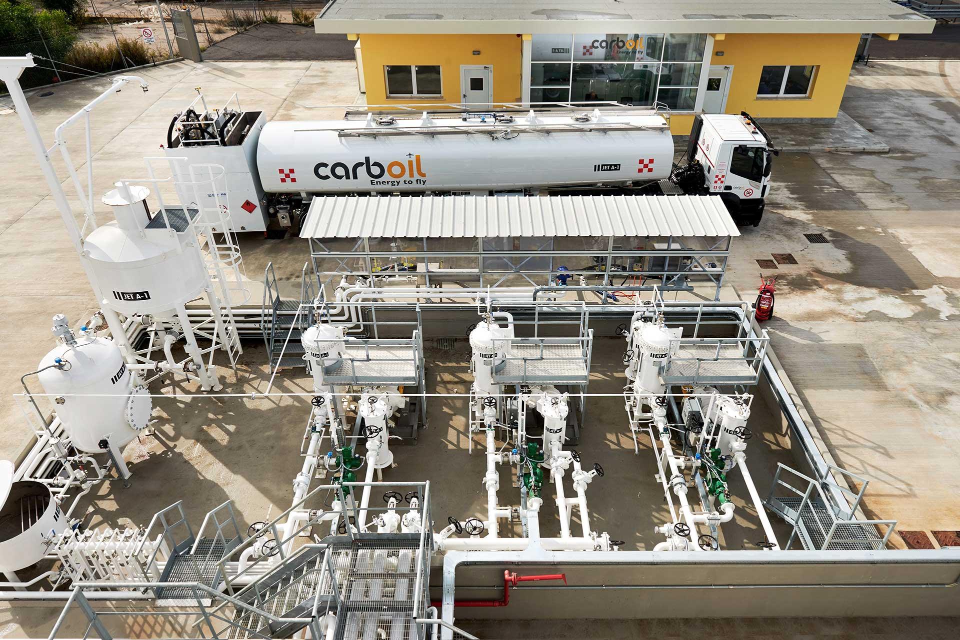 Carboil