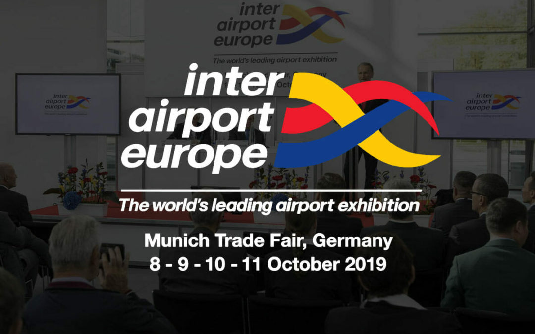 Carboil a Monaco per Inter Airport Europe 2019