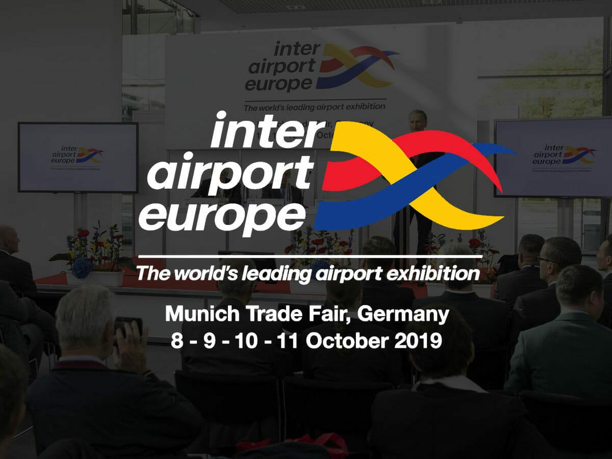 Inter Airport Europe 2019